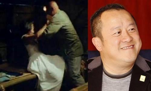 Tăng Chí Vỹ từng cưỡng hiếp diễn viên nữ ngay trước ống kính