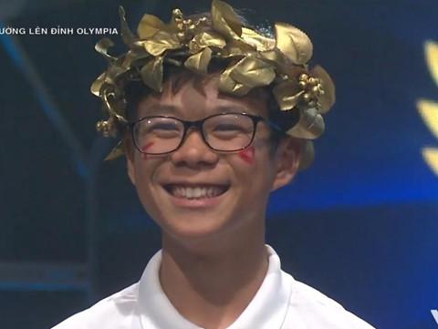 """10X Lạng Sơn có nụ cười """"tỏa nắng"""" chiến thắng cuộc thi tuần Olympia"""