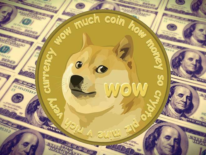 Dogecoin: Tiền điện tử tăng 8 lần giá trị thời gian qua