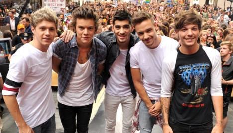 Thành viên One Direction: Trước cùng chiến tuyến, giờ là đối thủ