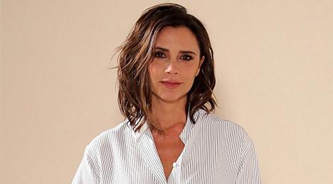 Victoria Beckham bị chỉ trích vì sử dụng người mẫu siêu gầy