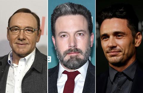 """Hàng loạt ngôi sao dính bê bối sex sau """"ông trùm"""" Harvey Weinstein"""
