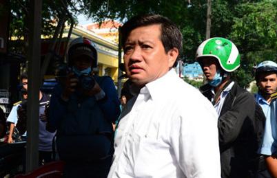 Bác tin ông Đoàn Ngọc Hải làm Phó chánh thanh tra TP.HCM