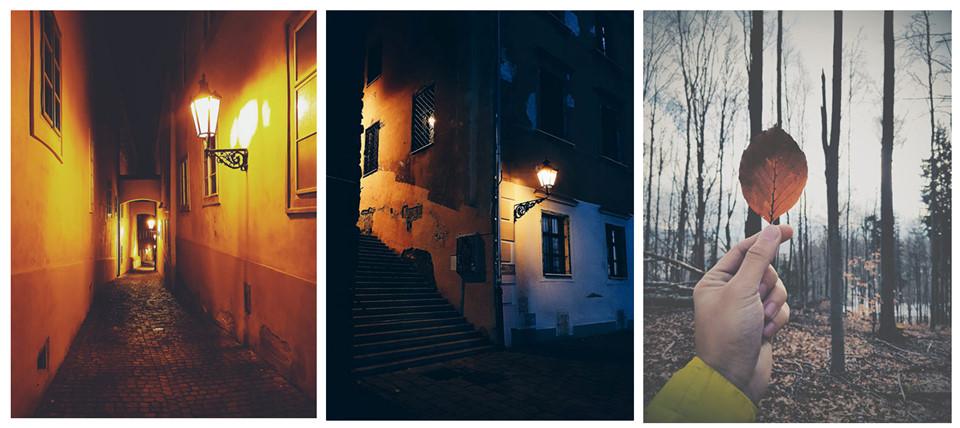 Mùa đông ở châu Âu và sức hút kỳ lạ của những con phố cổ