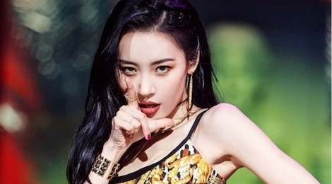 Nữ ca sĩ gợi cảm Hàn bị cáo buộc đạo nhạc của Cheryl Cole