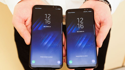 """Samsung là thương hiệu điện thoại bị """"nhái"""" nhiều nhất 2017"""