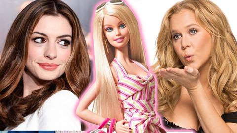 Anne Hathaway có thể sắm vai búp bê Barbie trong phim live-action mới