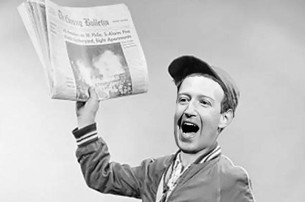 """Facebook định dùng 2 câu hỏi """"rác"""" để chống tin tức giả mạo"""