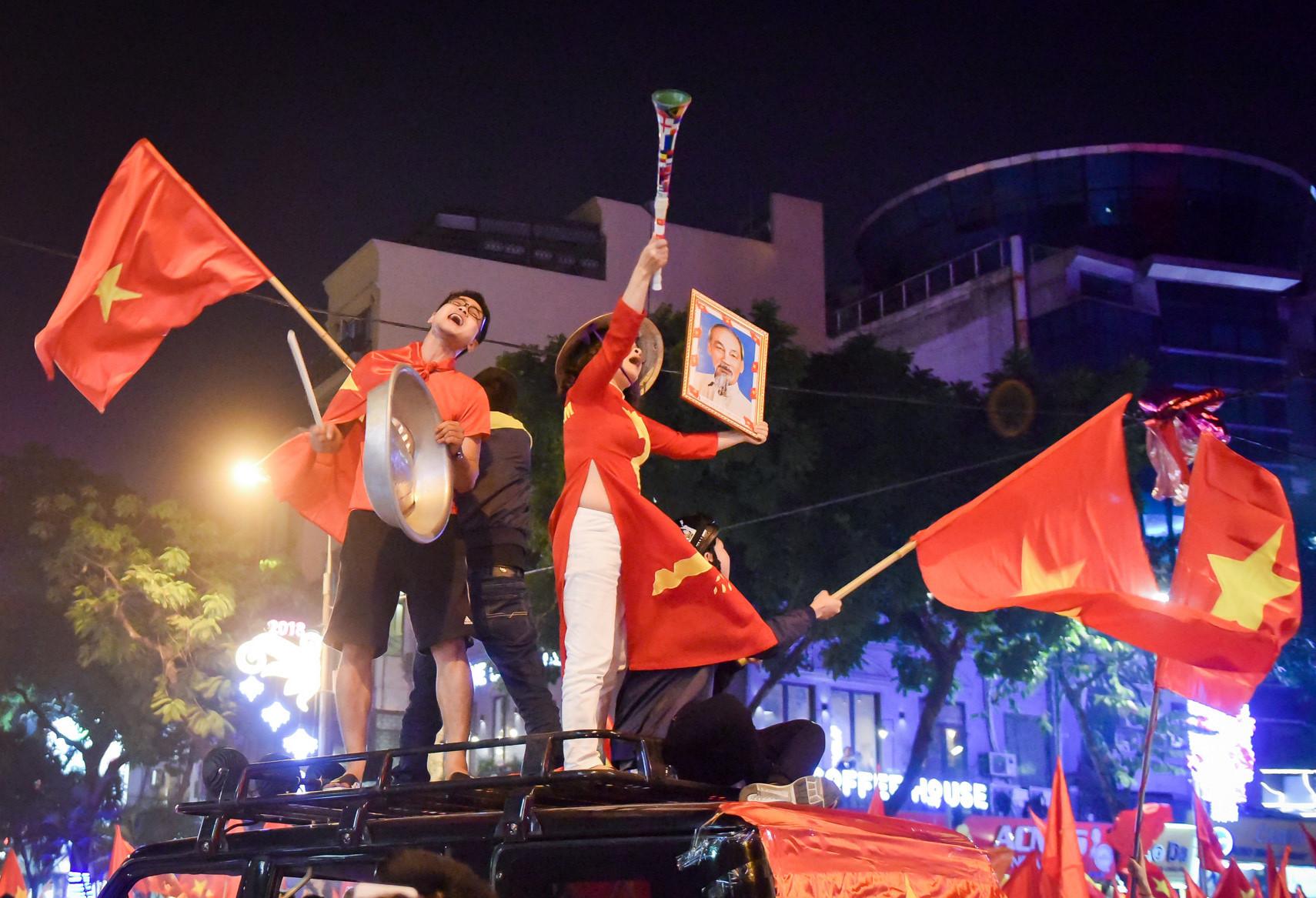 Hà Nội, Đà Nẵng thưởng 2 tỷ đồng cho tuyển U23 Việt Nam