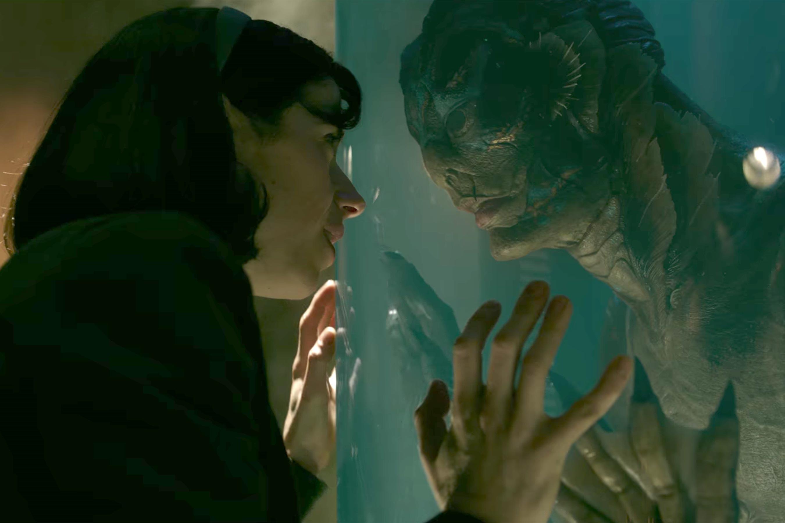 Phim cô gái câm yêu thủy quái dẫn đầu Oscar 2018 với 13 đề cử