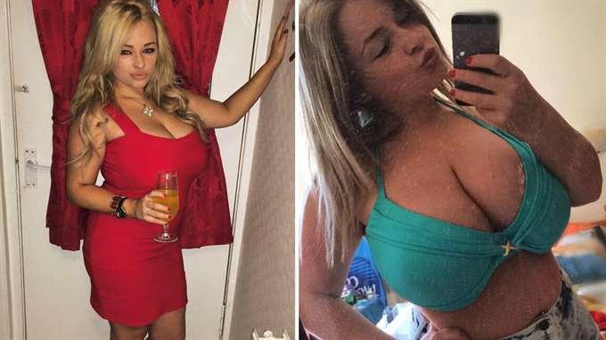 Thiếu nữ bị dọa giết vì vòng 1 khủng