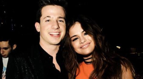 Charlie Puth thừa nhận từng hẹn hò với Selena Gomez