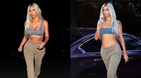 Paris Hilton trở thành bản sao của Kim Kardashian