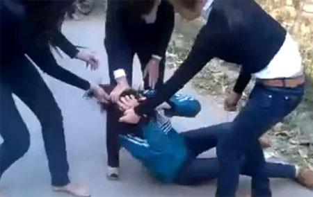 Bạo lực học đường - án chung thân cho người trong cuộc