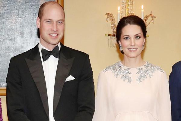 Công nương Kate Middleton dẫn đầu danh sách sao đẹp tuần