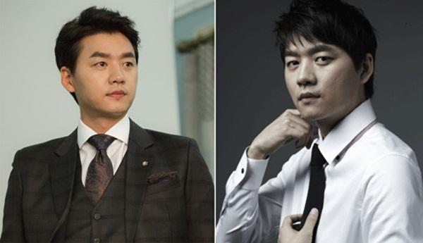 Kim Seung Soo vụng trộm cùng đồng nghiệp trong phim mới