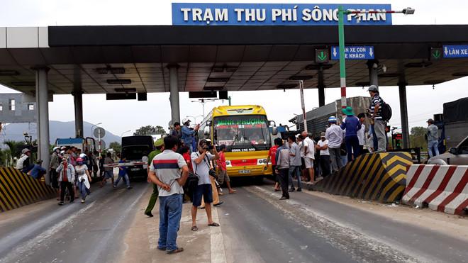Bình Thuận lại đề nghị miễn, giảm phí qua BOT Sông Phan