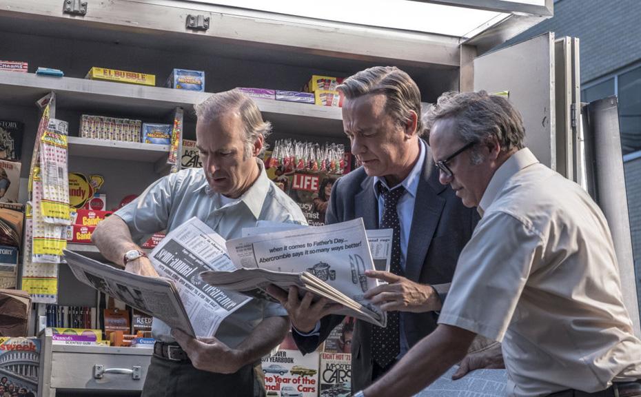 """""""The Post"""": Cuộc chiến của báo chí nước Mỹ thời Chiến tranh Việt Nam"""