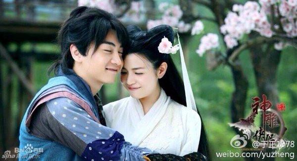 """""""Tiểu Long Nữ"""" Trần Nghiên Hy bị đồn phản bội """"Dương Quá"""" sau kết hôn"""