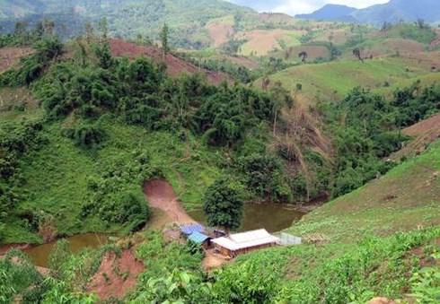 Động đất 4,1 độ richter tại Điện Biên