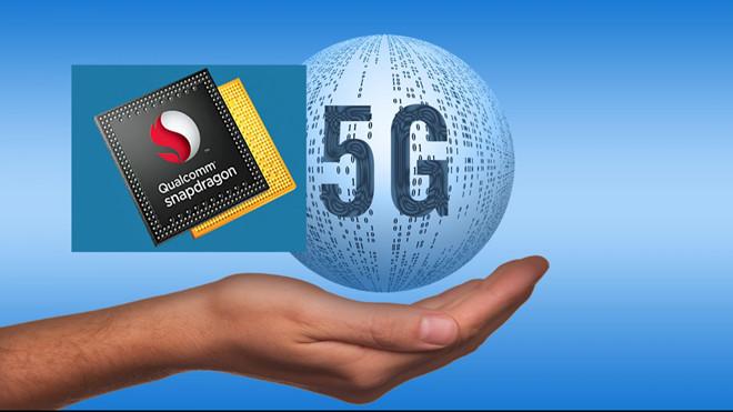 Năm 2020 sẽ có smartphone dùng chip 5G