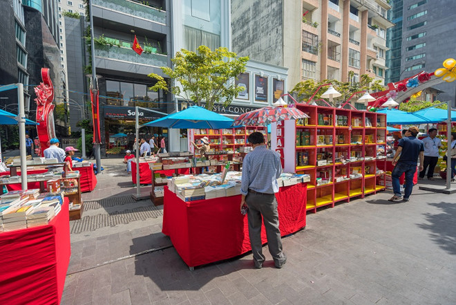 Những địa điểm đón Tết không nên bỏ qua tại Sài Gòn