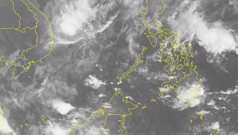Bão mạnh cấp 8 hướng thẳng vào Biển Đông