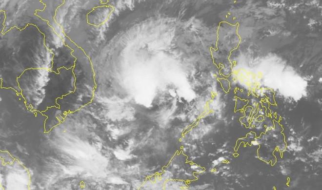 Biển Đông có thể đón bão vào 30 Tết