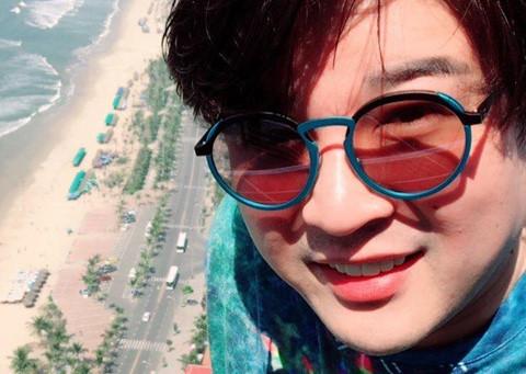 Thành viên Super Junior khoe ảnh đón Tết tại Việt Nam