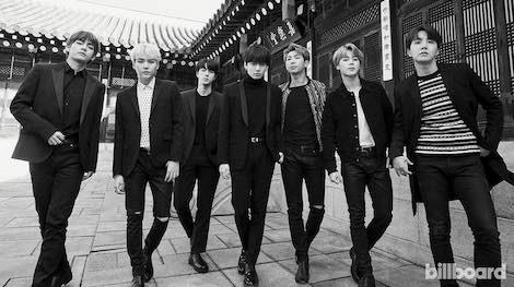 BTS là nghệ sĩ Hàn Quốc đầu tiên lên bìa tạp chí Billboard Mỹ
