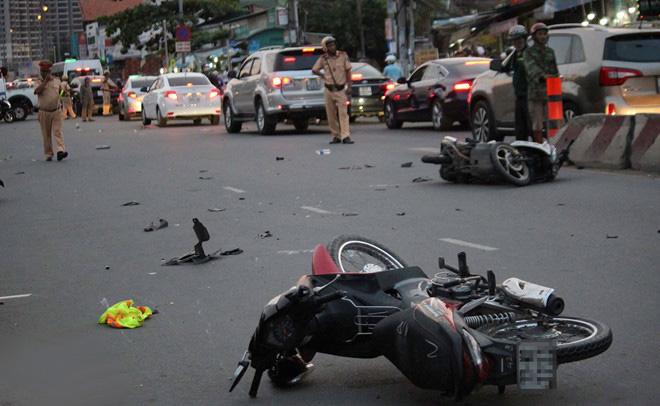 Tai nạn giao thông tiếp tục tăng ngày mùng 1 Tết