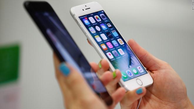 Chiếm nửa thị phần di động, iPhone là máy in tiền của Apple