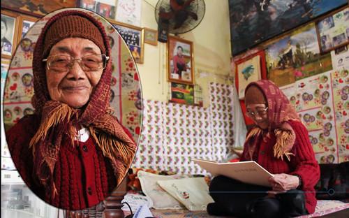 Cụ bà đợi chồng Nhật 52 năm: Truyền cảm hứng tình yêu cho người trẻ