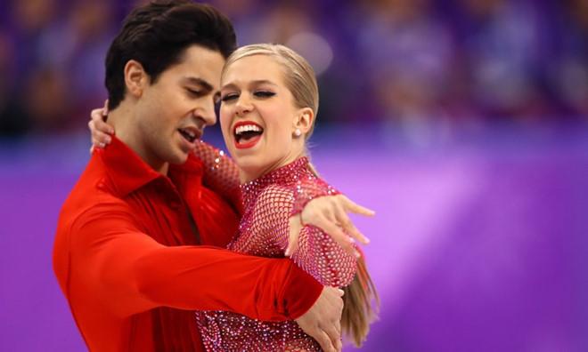 """Sau hơn một năm, """"Despacito"""" vẫn gây sốt ở Olympic Mùa đông"""