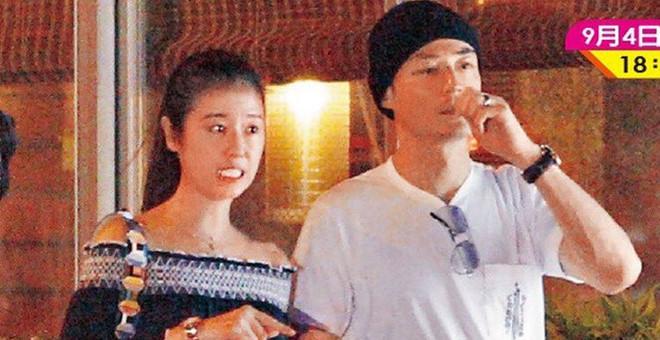 Lâm Tâm Như cùng chồng Hoắc Kiến Hoa du lịch Hawaii sau loạt ồn ào