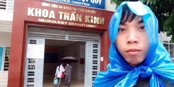 """Chàng trai được cộng đồng mạng phong tặng danh hiệu """"Thánh nhọ nhất Việt Nam"""""""