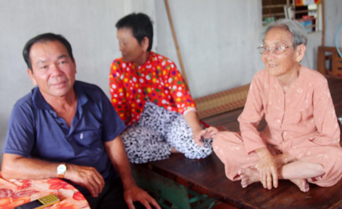 Phút trùng phùng của liệt sĩ trở về nhà sau 33 năm hy sinh