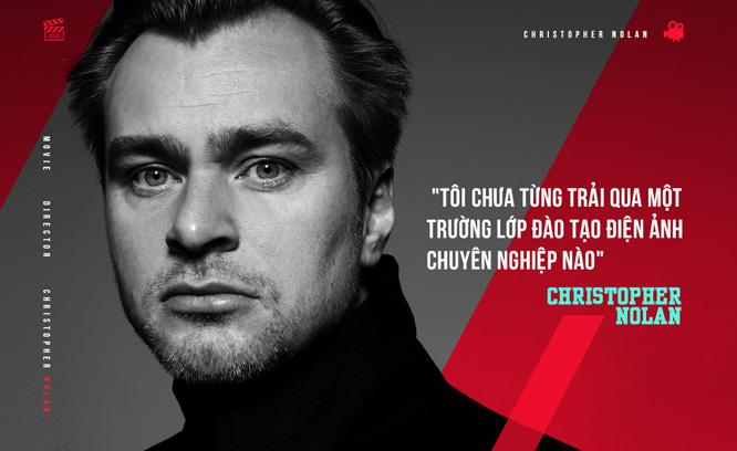 Đạo diễn Christopher Nolan: Quái kiệt của điện ảnh Hollywood