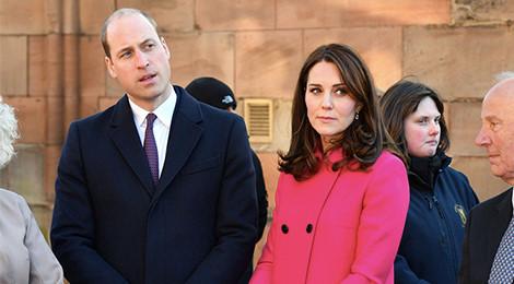 Gu thời trang quý phái khi mang bầu của Công nương Kate Middleton