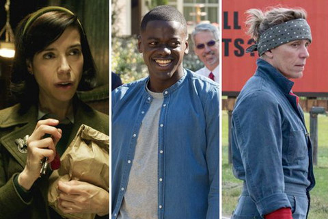 Oscar 2018: Không phim nào được yếu tố lịch sử hoàn toàn ủng hộ