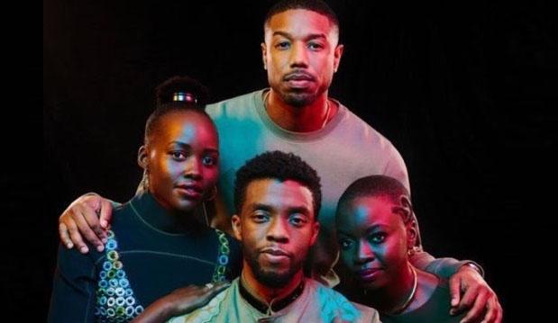"""""""Black Panther"""" thắng lớn: Năng lượng và quyền lực da màu ở Hollywood"""