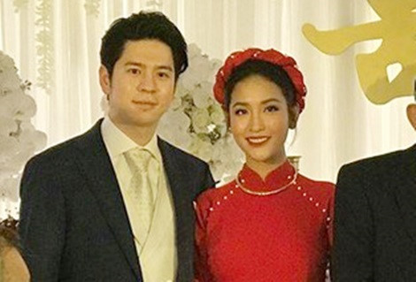 Tình cũ của Trấn Thành đính hôn với bạn trai Việt kiều