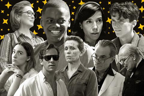 Những nhân vật điển hình được yêu thích ở Oscar hàng năm
