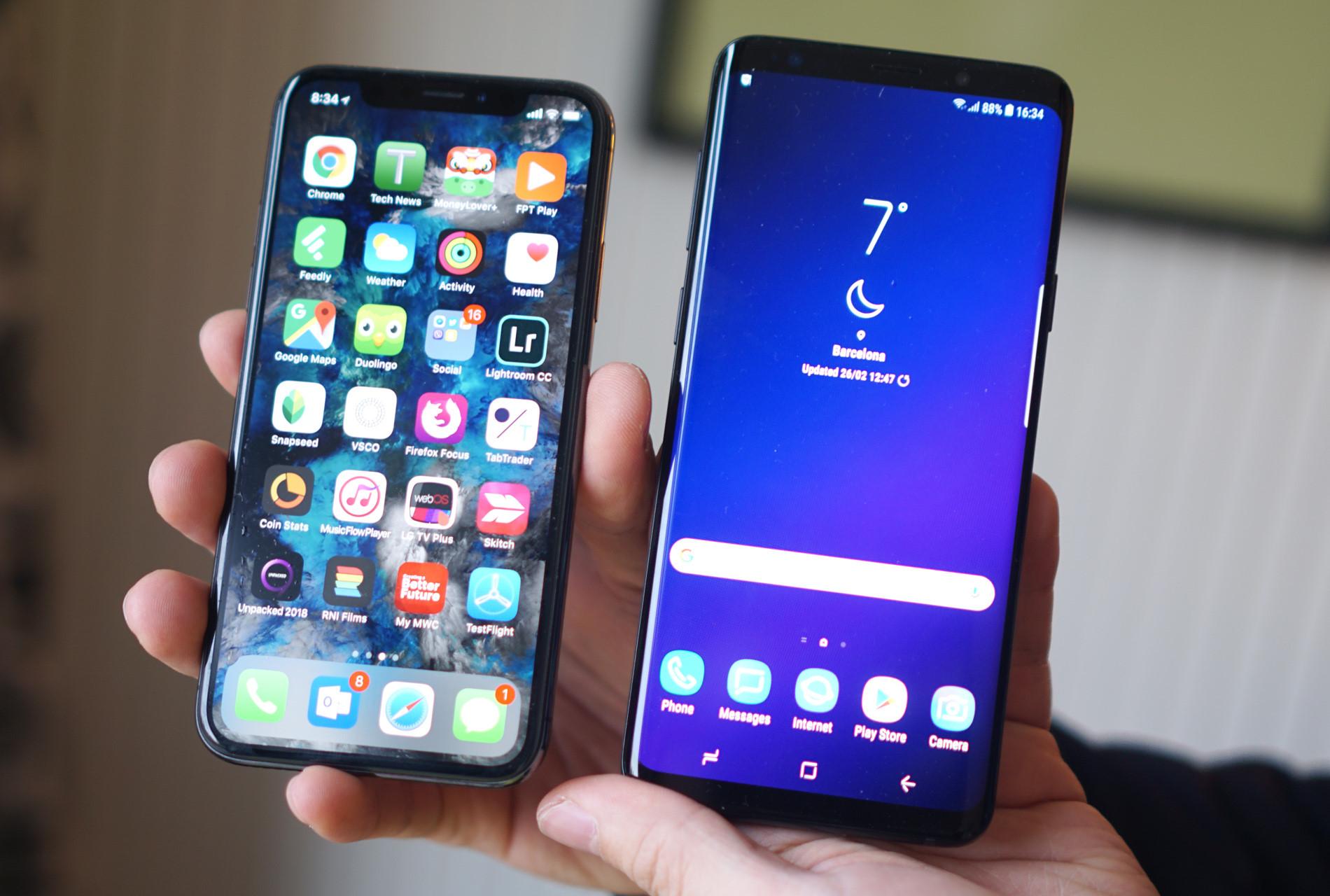 Người dùng ngày càng thích điện thoại cũ: Lỗi của Apple, Samsung