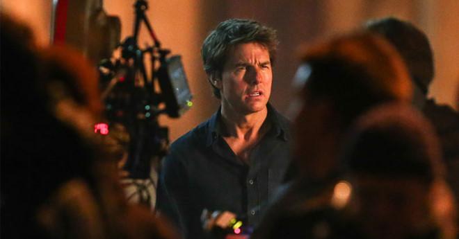 """Tom Cruise nhận giải Mâm xôi vàng vì phim """"Xác ướp"""""""