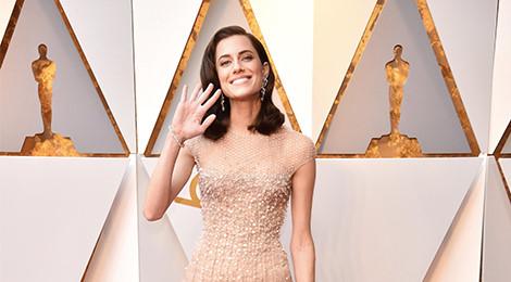 Mỹ nhân Hollywood lộng lẫy trên thảm đỏ Oscar 2018