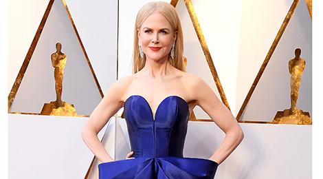 Nicole Kidman, Jennifer Lawrence vào top Nữ hoàng thảm đỏ Oscar 2018
