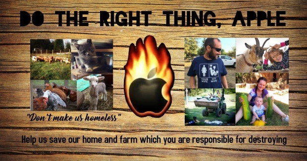 iPhone 6 phát hỏa, thiêu cháy toàn bộ nông trại