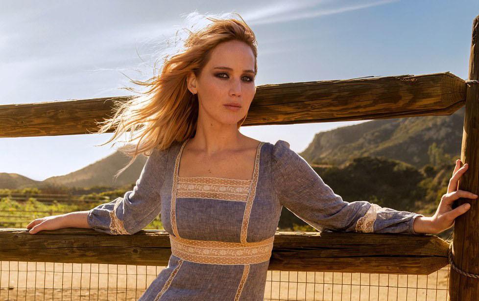 Jennifer Lawrence: Tia sáng khác biệt của thế hệ Hollywood mới