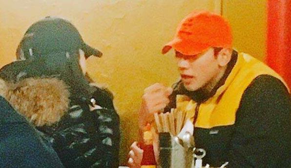 Kim Tae Hee và Bi Rain hẹn hò tại quán ăn Việt ở Seoul